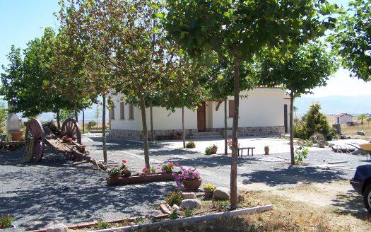 casa de campo en Avila